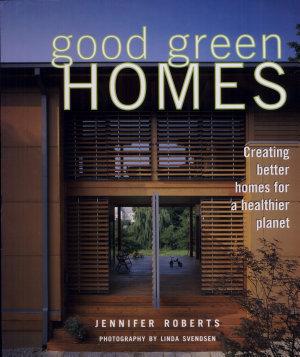 Good Green Homes PDF