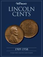 Lincoln Cent 1909 1958 Collector s Folder PDF