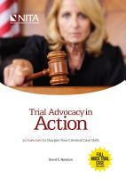 Trial Advocacy in Action PDF
