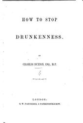 How to Stop Drunkenness PDF