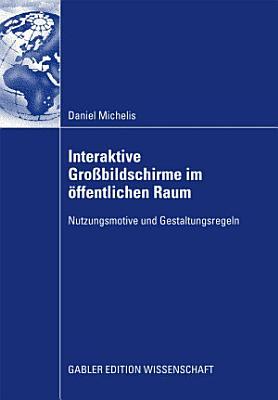 Interaktive Gro  bildschirme im   ffentlichen Raum PDF