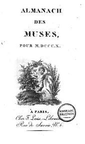 Almanach des muses: Volume47