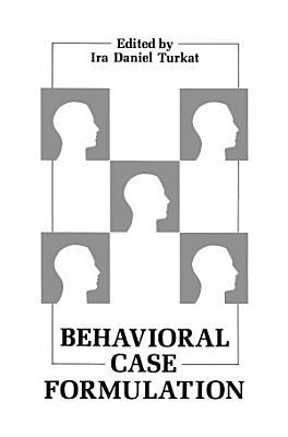 Behavioral Case Formulation