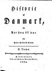 Historie af Danmark: Fra Aar 804 til 941, Bind 2
