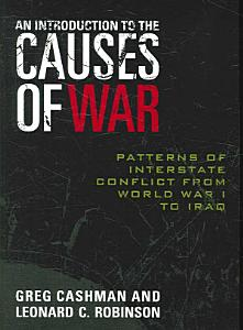 An Introduction to the Causes of War PDF