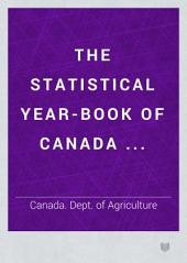 Statistical Year-book of Canada: Volume 8