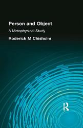 Person And Object Book PDF