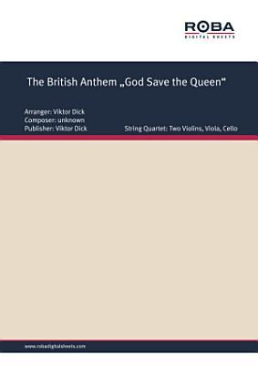 GB  UK  The British Anthem    God Save the Queen    PDF