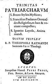 Trinitas Patriarcharum