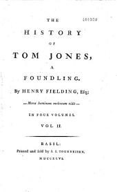 The History of Tom Jones, a Foundling by Henry Fielding, Esq