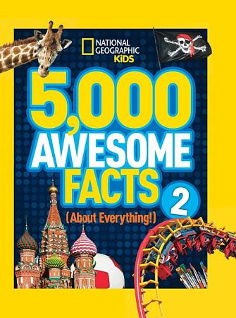 5 000 Awesome Facts  about Everything   2 PDF