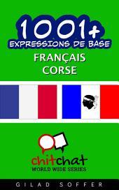 1001+ Expressions de Base Français - corse