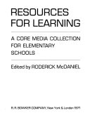 Resources for Learning PDF