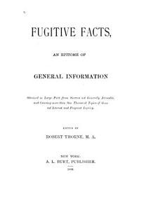 Fugitive Facts PDF