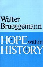 Hope Within History PDF