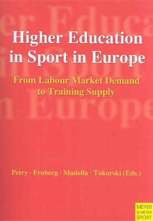Higher Education in Sport in Europe PDF