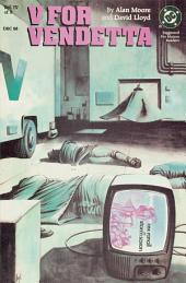 V for Vendetta (1988-) #4