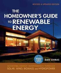 The Homeowner s Guide to Renewable Energy PDF