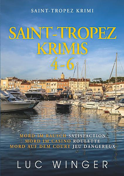 Saint Tropez Krimis 4 6