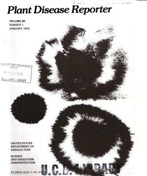 The Plant Disease Reporter PDF
