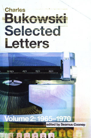 Selected Letters Volume 2  1965 1970