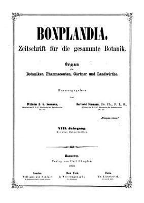 Bonplandia PDF