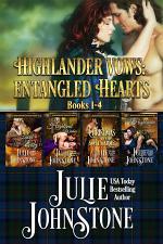 Highlander Vows: Entangled Hearts Books 1 - 4