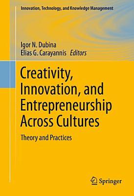 Creativity  Innovation  and Entrepreneurship Across Cultures