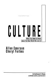 The Invasion of the Computer Culture PDF