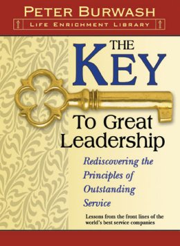The Key to Great Leadership PDF