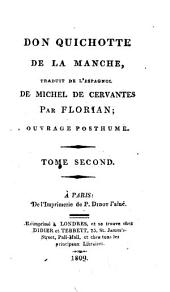 Don Quichotte de la Manche, tr. par Florian: Volume2