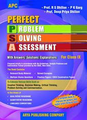 APC Perfect PSA (Problem Solving Assessment) for Class 9 - Arya Publications: Quantitative Reasoning