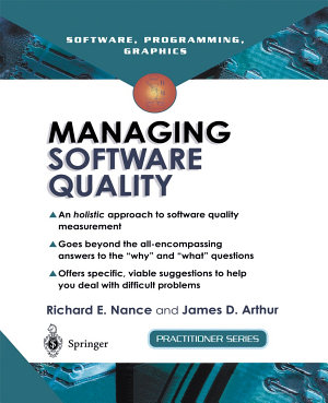 Managing Software Quality PDF