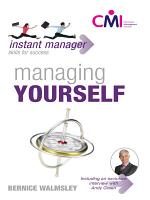 Instant Manager: Managing Yourself