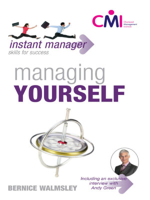 Instant Manager  Managing Yourself PDF