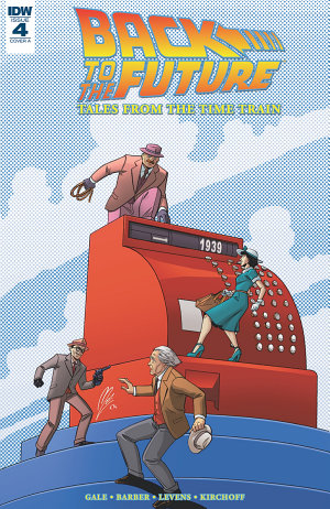 Back to the Future  Tales from the Time Train  4