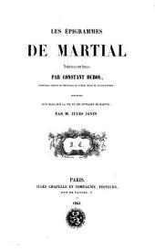 Les épigrammes de Martial