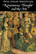 Renaissance Thought and the Arts