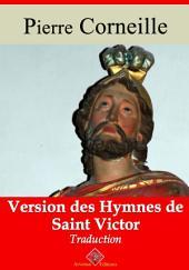 Version des hymnes de saint Victor: Nouvelle édition augmentée