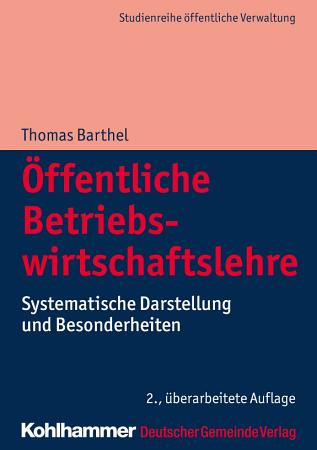 ffentliche Betriebswirtschaftslehre PDF