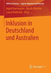 Inklusion in Deutschland und Australien