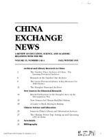 China Exchange News PDF