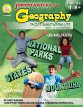 Jumpstarters for Geography, Grades 4 - 8