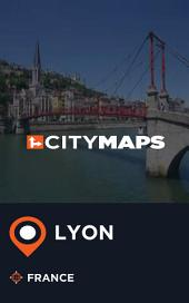 City Maps Lyon France