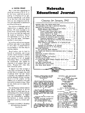 Nebraska Educational Journal PDF