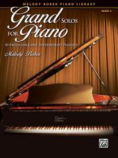 Grand Solos for Piano, Book 4: 10 Pieces for Early Intermediate Pianists