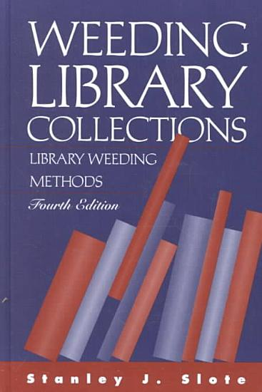 Weeding Library Collections PDF