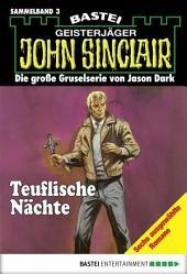 John Sinclair - Sammelband 3: Teuflische Nächte