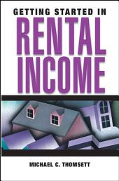 Getting Started in Rental Income