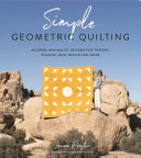 >Simple Geometric Quilting